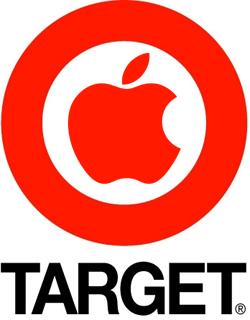 Apple Logo Target