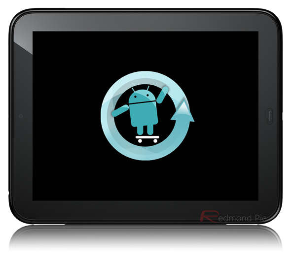 CM9 TouchPad