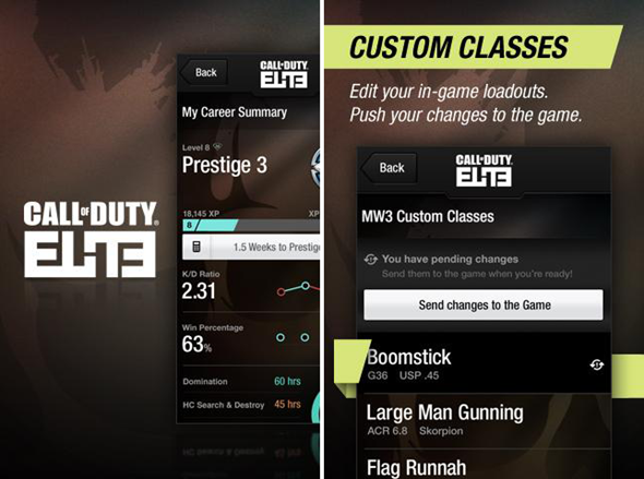 COD Elite Android