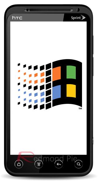 EVO 3D Windows 95 98