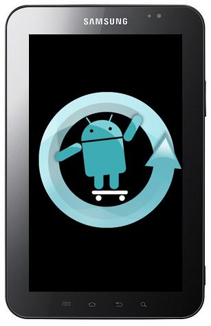 Galaxy Tab CM9