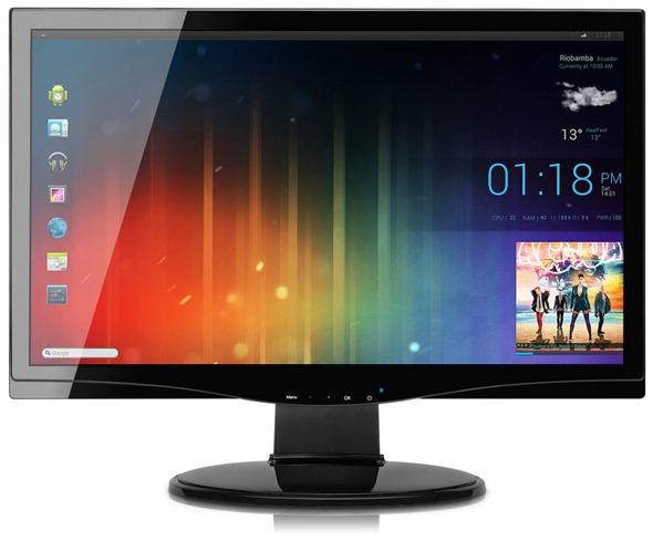 ICS Desktop