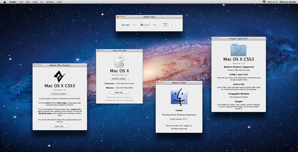 OS X Browser