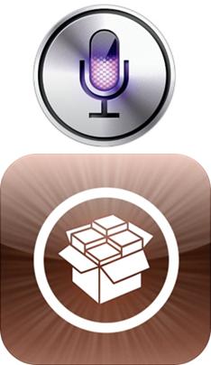 Siri Cydia
