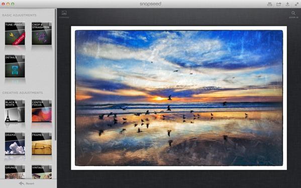 SnapseedMac