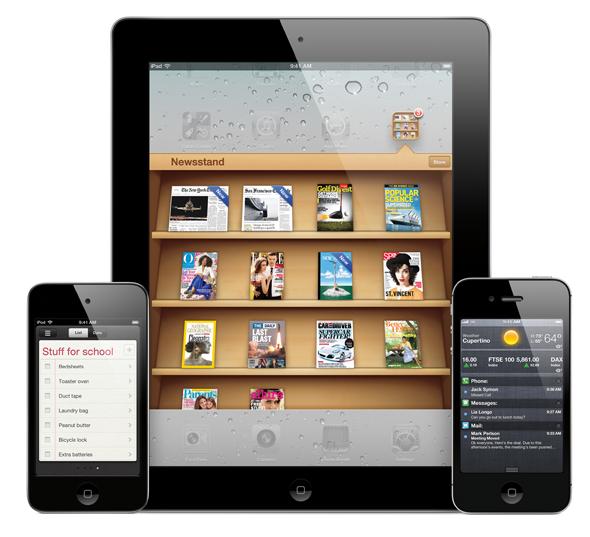 iOS iPhone iPad iPod
