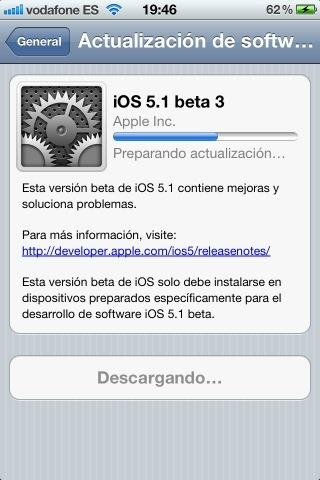 iOS5.1beta3