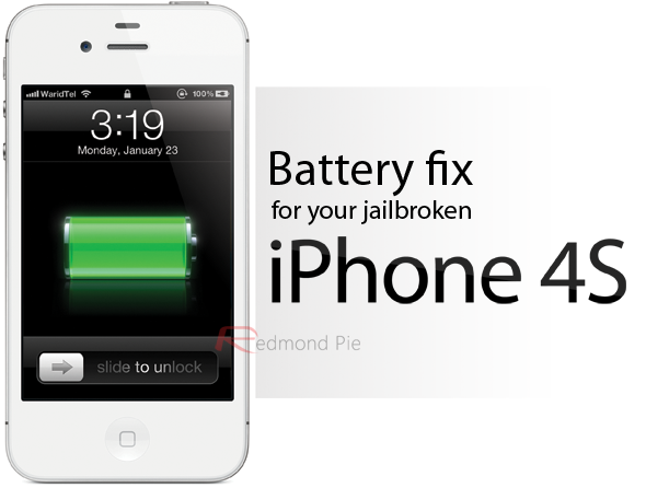 iPhone 4S Battery Fix