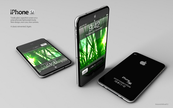 iPhone 5 Concept 2