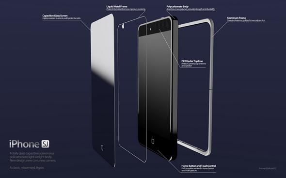 iPhone SJ4