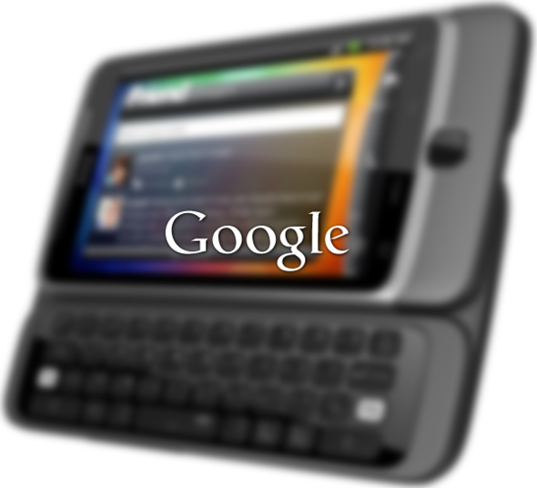 Google Personal Communicator dummy