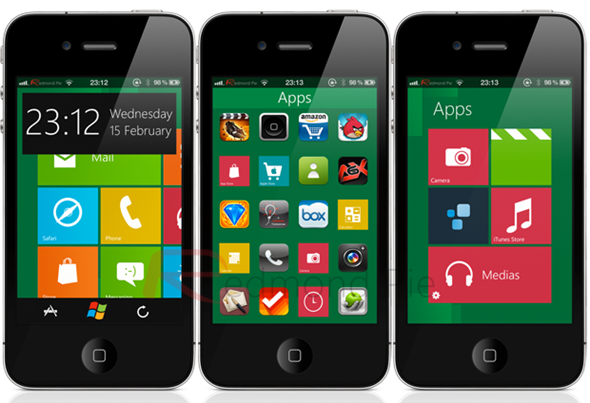 does metro have iphones transform your iphone into windows phone with these 3398