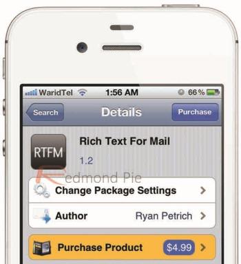 RTFM iPhone