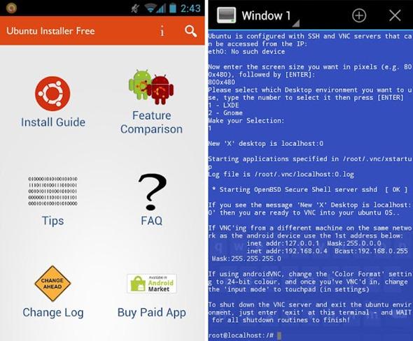 Ubuntu Installer 1