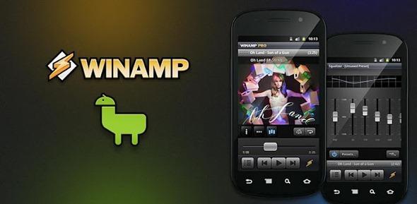 Winamp Pro Android
