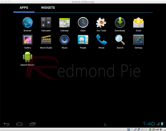 Install And Run Android 4 0 On Mac, Windows PC Or Linux Using