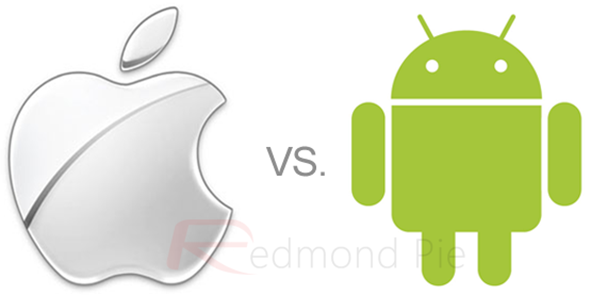 iOS vs Droid