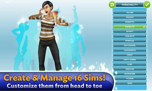 The Sims FreePlay Brings The Complete Sims Experience To