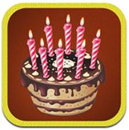 Birthdays for iPhone