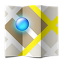 Google Maps Android logo
