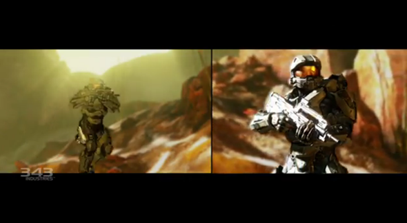 Halo 4 first look