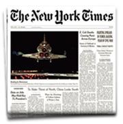 NY Times for iPad
