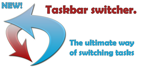 Taskbar switcher splash