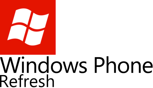 Windows Phone Refresh