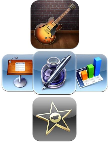 iCloud-iWork