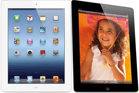 iPad new front
