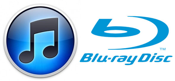 iTunes vs blu ray