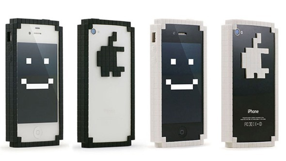 8 bit iPhone bumper