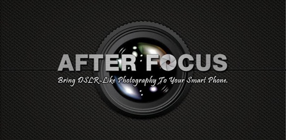 AfterFocus splash