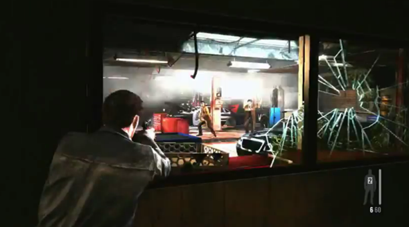 Max Payne 3 Bullet Time Trailer