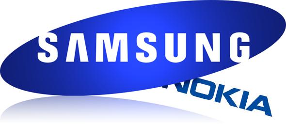 Samsung Nokia