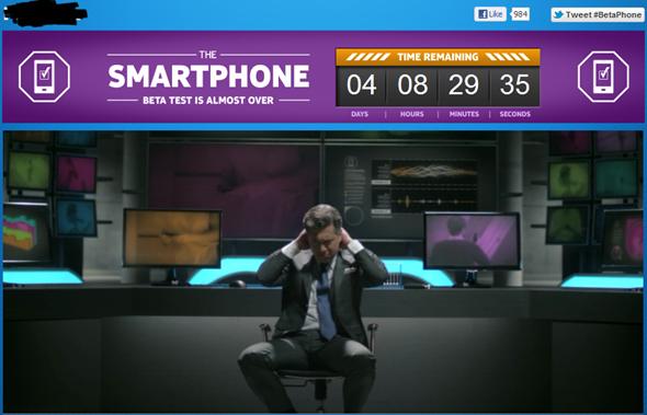 Smartphone test Nokia
