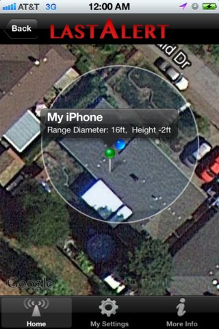 find my iphone dead battery last alert pro lets you find your iphone even if the 4959