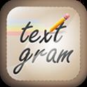 textgram logo