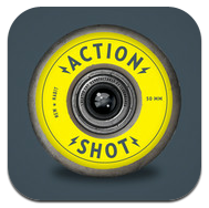 ActionShot iOS logo