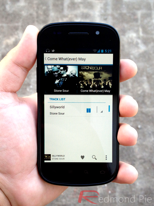 Apollo Music Player Android