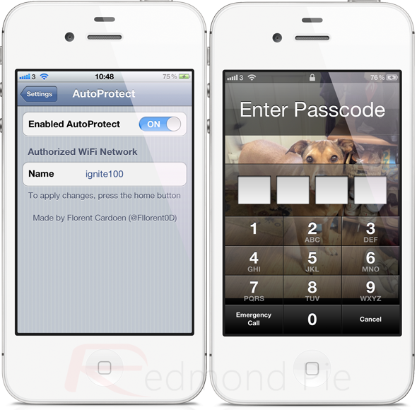How To Disable Passcode Unlock On iPhone When Connected To