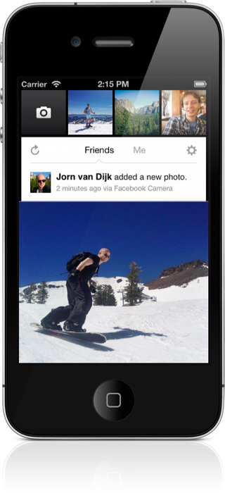 Facebook Camera 1