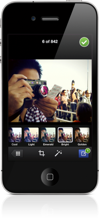 Facebook Camera 3