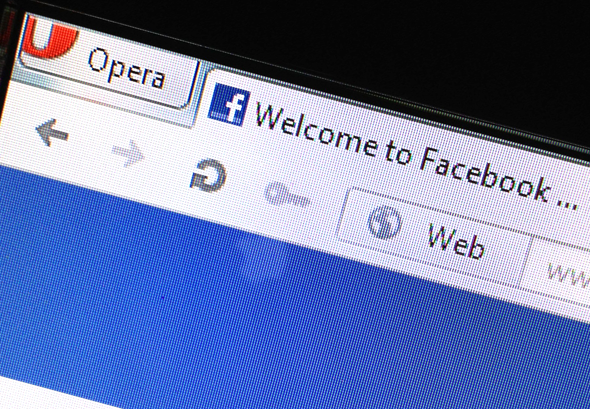 Facebook Opera browser
