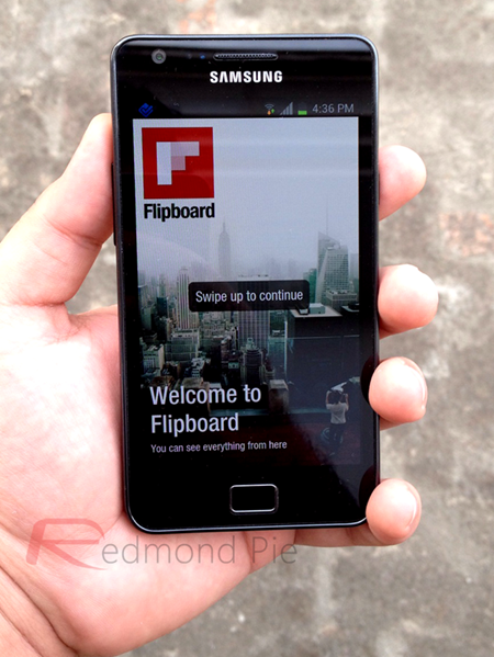 Flipboard for Android GSII