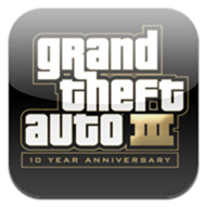 GTAIII logo