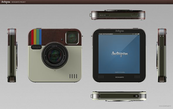 Instagram socialmatic 2