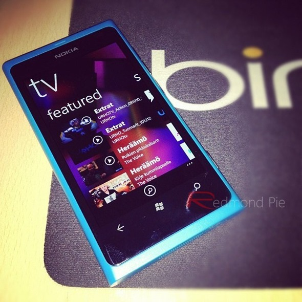 Nokia TV App For Lumia Windows Phone Devices Now Available For