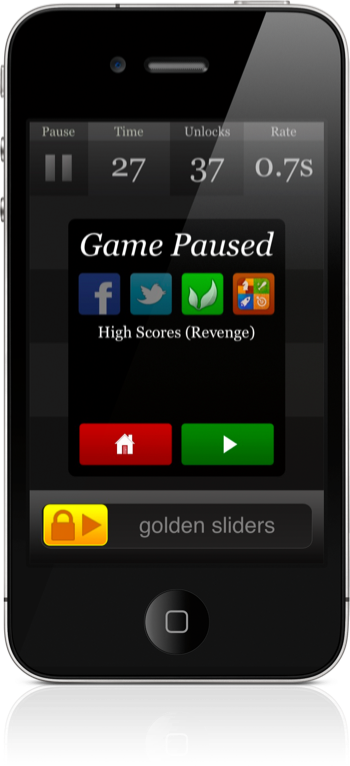 Slide Game For iOS Tests Your