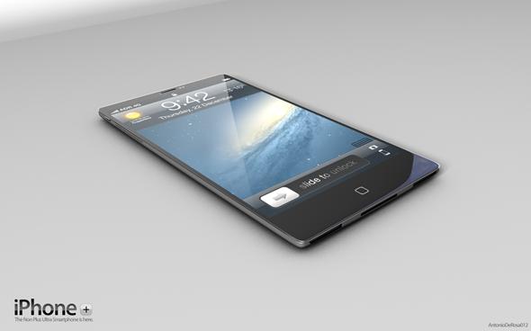 iPhone plus 4